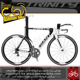 دوچرخه حرفه ای کورسی جاده جاینت مدل ترینیتی کربن اس ال 1 2011 Giant Trinity Advanced SL 1 2011