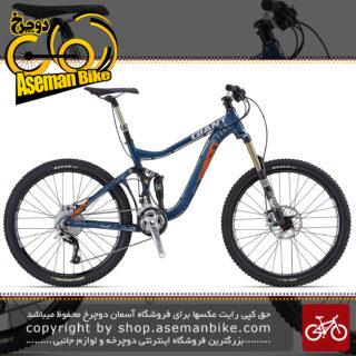 دوچرخه دو کمک اندرو و سبک آزاد با بازی 6 اینچ کوهستان جاینت مدل رین 0 2012 Giant Reign 0 2012