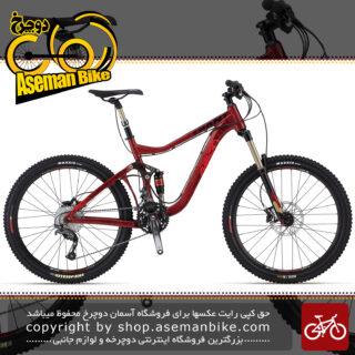 دوچرخه دو کمک اندرو و سبک آزاد کوهستان با بازی 6 اینچ جاینت مدل رین 1 2012 Giant Reign 1 2012