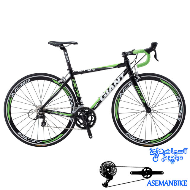 دوچرخه جاده جاینت مدل اس سی آر Giant SCR 1 2014