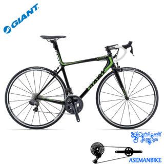 دوچرخه جاده جاینت مدل تی سی آر Giant TCR Advanced SL 3 Compact ISP 2013