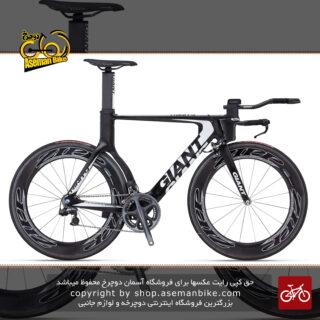دوچرخه کورسی جاده تایم تریل جاینت مدل ترینیتی ادونسید اس ال 0 2012 سه گانه Giant Trinity Advanced SL 0 2012