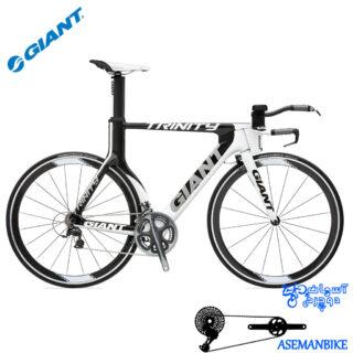 دوچرخه جاده جاینت مدل ترینیتی Giant Trinity Advanced SL 1 2011