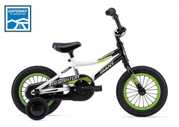 دوچرخه شهری جاینت کودک و نوجوان سایز 12 Giant Jr Animator 12 2015