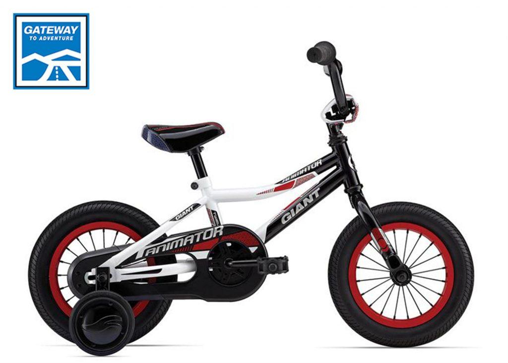 دوچرخه شهری جاینت کودک و نوجوان سایز 12 Giant Jr Animator 12 2014