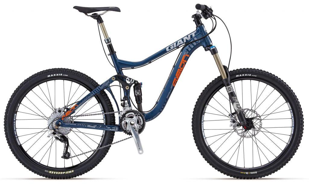 دوچرخه کوهستان جاینت مدل رین Giant Reign 0 2012
