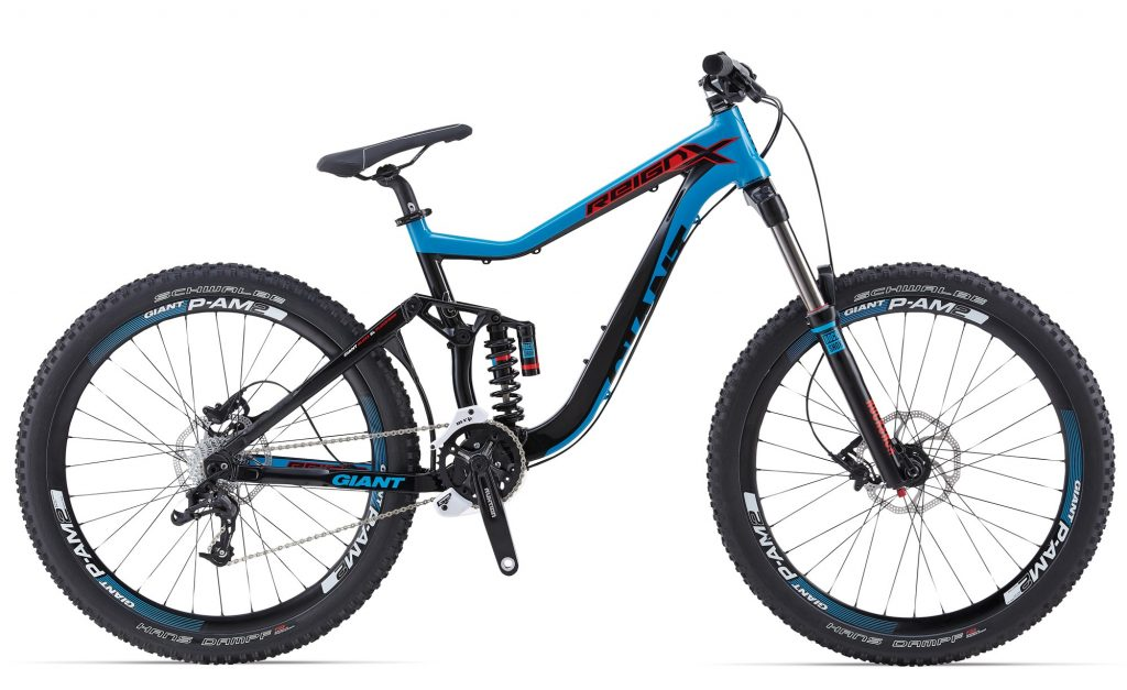 دوچرخه کوهستان جاینت مدل رین سایز 26 Giant Reign SX 2014