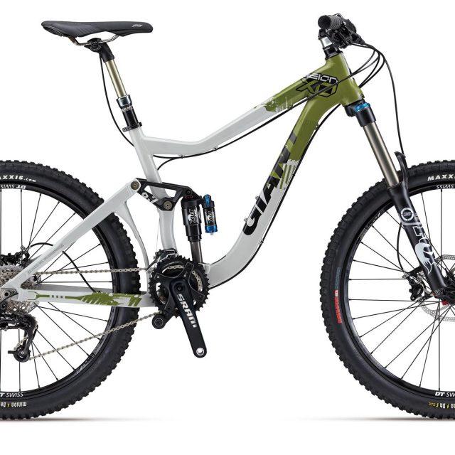 دوچرخه کوهستان جاینت مدل رین Giant Reign X 0 2012