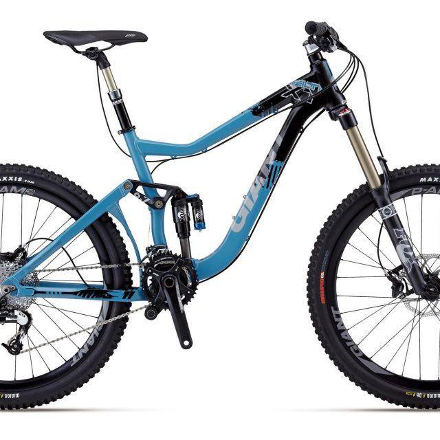 دوچرخه کوهستان جاینت مدل رین Giant Reign X 1 2012
