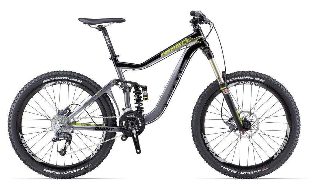 دوچرخه کوهستان جاینت مدل رین Giant Reign X2 2013