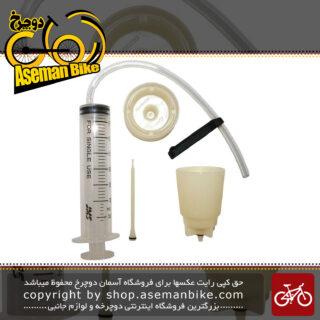 ست کیت هواگیری ترمز دوچرخه شیمانو Shimano TL-BT03-S Simple Hydraulic Disc Brake Bleeding Kit