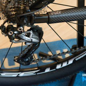شانژمان دوچرخه کوهستان شیمانو آلویو ام 4000 9 سرعته Shimano Alivio RD-M4000