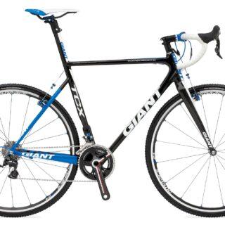 دوچرخه جاده جاینت مدل تی سی ایکس Giant TCX ADVANCED SL 0 2011