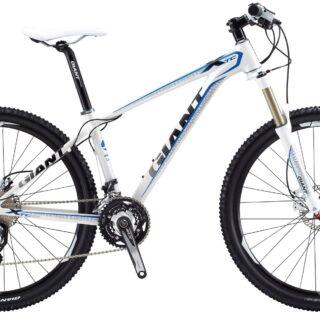 دوچرخه کوهستان جاینت مدل ایکس تی سی سایز 27.5 Giant XTC 27.5 SE 2014