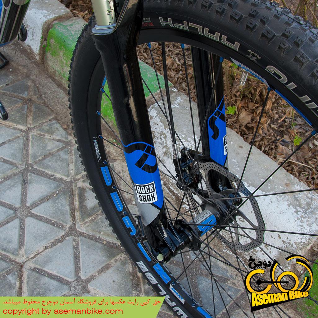 دوچرخه کوهستان جاینت مدل انتم Giant Anthem X 0 2012