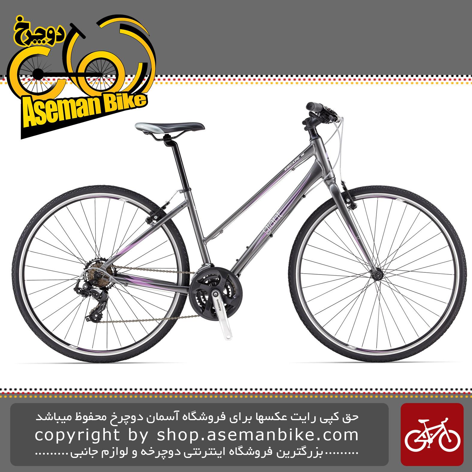 دوچرخه شهری جاینت بانوان مدل اسکیپ Giant Escape 3 W 2014
