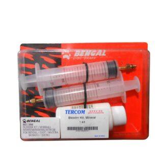 ست هوا گیری ترمز با روغن ترمز مینرال Bengal Bleeder Kit