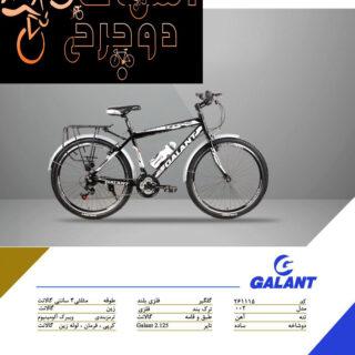 دوچرخه شهری گالانت مدل 002 سایز 26 GALANT City 002