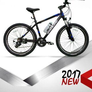 دوچرخه کوهستان اورلورد مدل او وی 110 سایز 26 2017 Overlord Bicycle OV110 26 2017