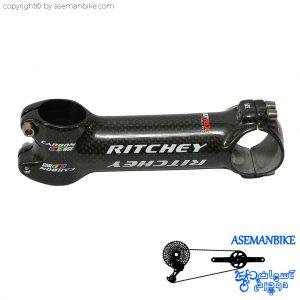 کرپی دوچرخه کربن ریچی مدل فور اکسیز پرو 120 میلی متری Ritchey Carbon Stem 4 Axis 120mm