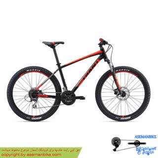 دوچرخه کوهستان جاینت مدل تالون 3 سایز 27.5 2018 Giant Mountain Bicycle Talon 3 27.5 2017