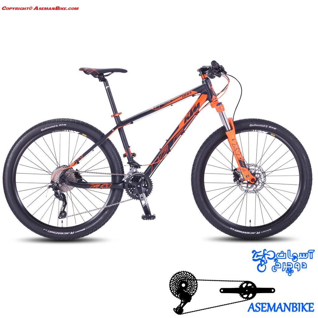 دوچرخه کوهستان کی تی ام مدل الترا 1964 ال تی دی سایز 29 2017 KTM Mountain Bike ULTRA 1964 LTD 29 2017