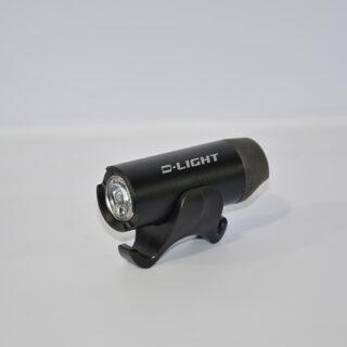 چراغ جلو شارژی دی لایت مدل 150 لومن D-LIGHT USB Headlight CG123P