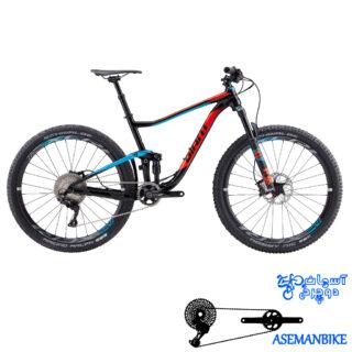 دوچرخه کوهستان جاینت مدل انتم 1 سایز 27.5 2017 Giant Anthem 1