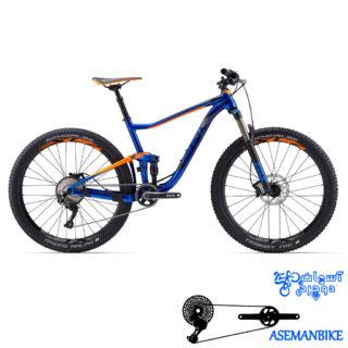 دوچرخه کوهستان جاینت مدل انتم 2 سایز 27.5 2017 Giant Anthem 2