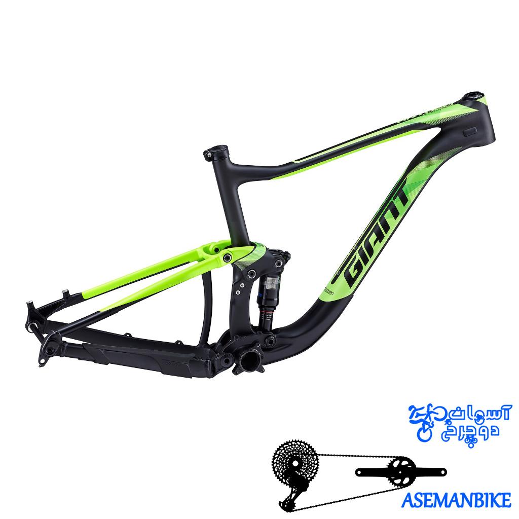 تنه دوچرخه جاینت مدل انتم ادونس سایز 27.5 2017 Giant Anthem Advanced Frame