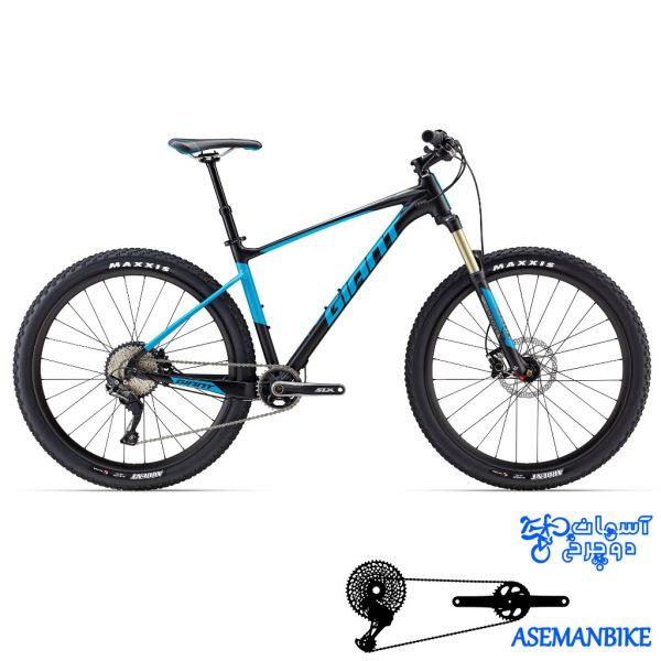 دوچرخه کوهستان جاینت مدل فدم 1 سایز 27.5 2017 Giant Fathom 1 27.5