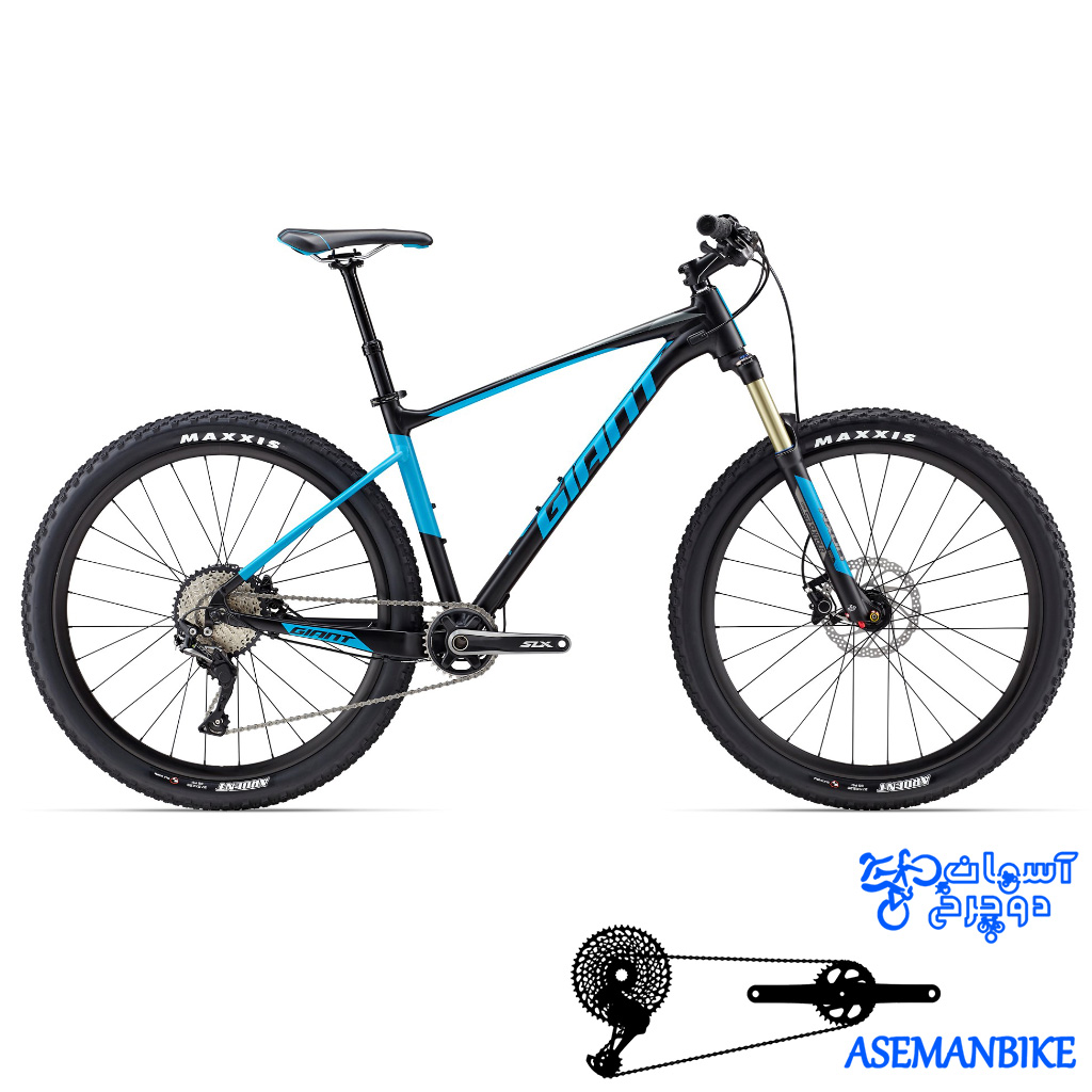 دوچرخه کوهستان جاینت مدل فاتوم 1 سایز 27.5 2017 Giant Fathom 1 27.5