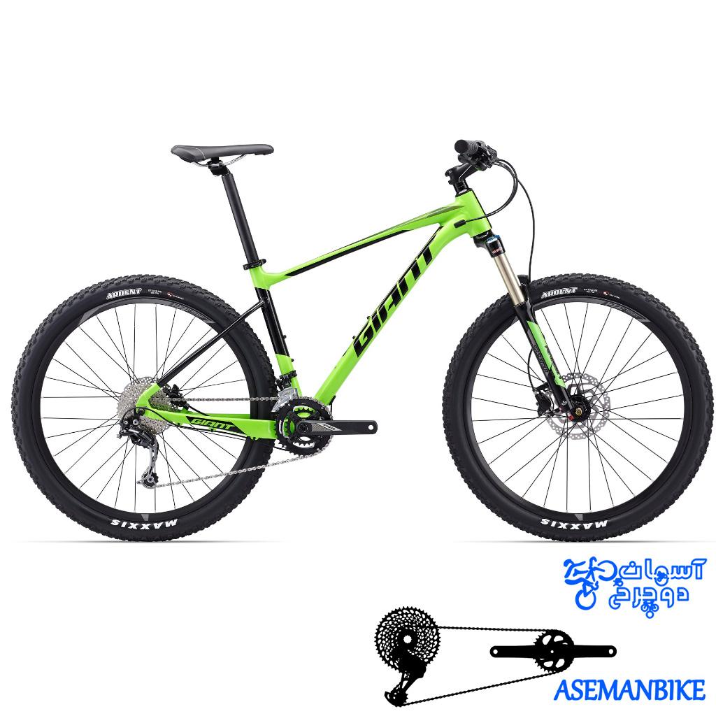 دوچرخه کوهستان جاینت مدل فدم 2 سایز 27.5 2017 Giant Fathom 2 27.5