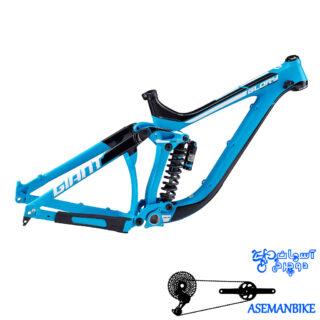 تنه دوچرخه جاینت مدل گلوری ادونس سایز 27.5 2017 Giant Glory Advanced Frame