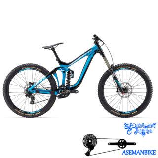 دوچرخه کوهستان جاینت مدل گلوری ادونس 0 سایز 27.5 2017 Giant Glory Advanced 0