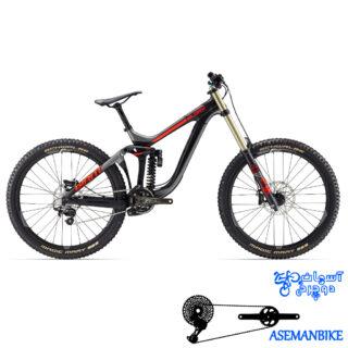دوچرخه کوهستان جاینت مدل گلوری ادونس 1 سایز 27.5 2017 Giant Glory Advanced 1