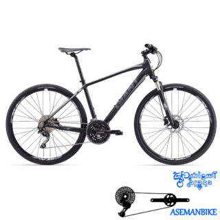 دوچرخه دومنظوره جاینت مدل روآم 0 دیسک 2017 Giant Roam 0 Disc