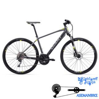 دوچرخه دومنظوره جاینت مدل روآم 1 دیسک 2017 Giant Roam 1 Disc