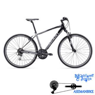 دوچرخه دومنظوره جاینت مدل روآم 3 Giant Roam 3