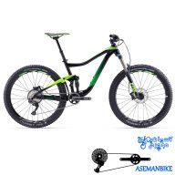 دوچرخه کوهستان جاینت مدل ترنس 2 سایز 27.5 2017 Giant Trance 2 27.5