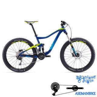دوچرخه کوهستان جاینت مدل ترنس 3 سایز 27.5 2017 Giant Trance 3 27.5