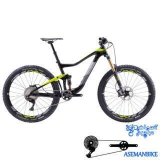 دوچرخه کوهستان جاینت مدل ترنس ادونس 1 سایز 27.5 2017 Giant Trance Advanced 1