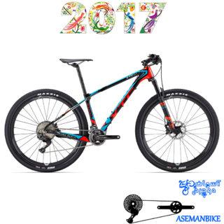 دوچرخه کوهستان جاینت مدل ایکس تی سی اس ال آر 1 سایز 27.5 2017 Giant XTC SLR 1