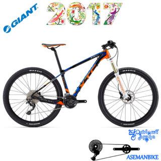 دوچرخه کوهستان جاینت مدل ایکس تی سی اس ال آر 3 سایز 27.5 2017 Giant XTC SLR 3