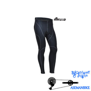 شلوار زمستانه دوچرخه اسپید ضد آب باد سرما Pants Speed Waterproof Wind Stoper