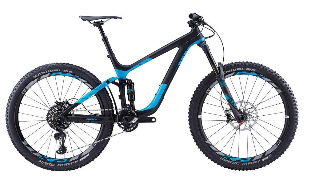 دوچرخه کوهستان جاینت مدل رین ادونس 0 سایز 27.5 2017 Giant Reign Advanced 0