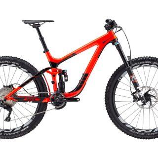 دوچرخه کوهستان جاینت مدل رین ادونس 1 سایز 27.5 2017 Giant Reign Advanced 1