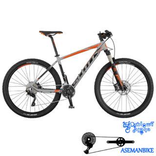 دوچرخه کوهستان اسکات مدل اسپکت 710 سایز 27.5 2017 Scott Aspect 710