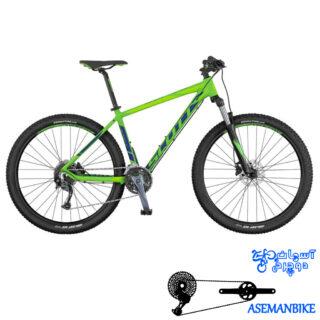 دوچرخه کوهستان اسکات مدل اسپکت 740 سایز 27.5 2017 Scott Aspect 740