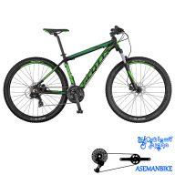 دوچرخه کوهستان اسکات مدل اسپکت 760 سایز 27.5 2017 Scott Aspect 760